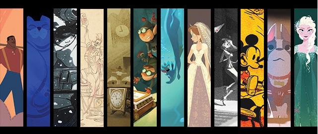 Cortometraggi Disney - Cartoni animati