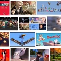 Cortometraggi Pixar - Elenco completo - Cortometraggi Pixar