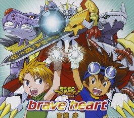 Testo sigla iniziale Digimon Adventure