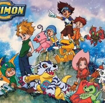 Digimon Adventure - Cartoni animati