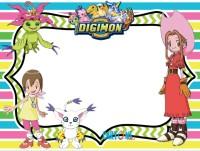 Digimon inviti festa compleanno - Inviti feste compleanno