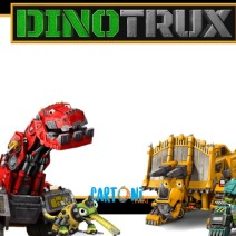 Dinotrux party ideas - Inviti compleanno online