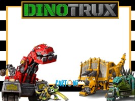 Dinotrux party ideas