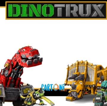 Dinotrux party ideas - Cartoni animati