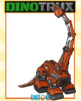 Dinotrux Invito Skia
