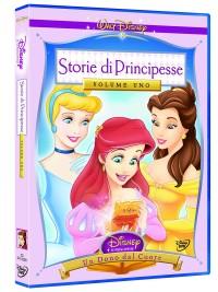 Principesse Disney DVD Storie di Principesse Vol. 1 - DVD