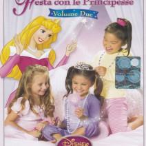Festa con le principesse principesse per un giorno Vol. 2 - DVD