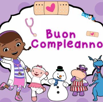 Buon compleanno con Dottie - Cartoni animati