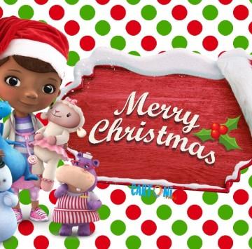 Doc McStuffins Merry Christmas - Cartoni animati