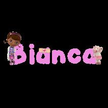 Bianca - Dottoressa Peluche - Nomi