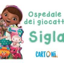 Sigla Ospedale dei giocattoli Dottoressa Peluche - Sigle cartoni animati
