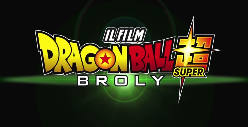 Dragon Ball Super: Broly - Cartoni animati
