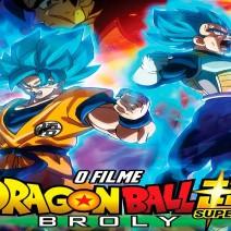 Dvd Dragon Ball Super Broly - DVD