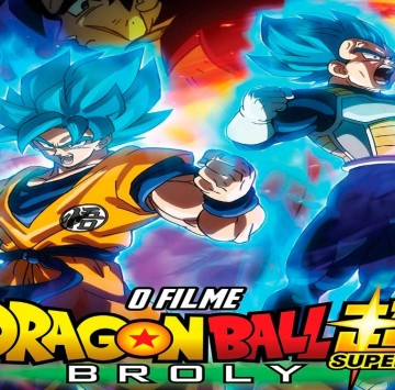 Dvd Dragon Ball Super Broly - Cartoni animati