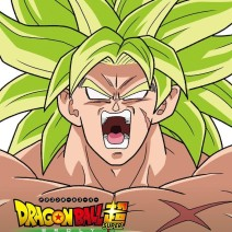 Dragon Ball Super Broly Poster hd - Poster