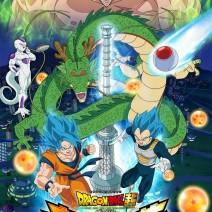 Dragon Ball Super Broly locandina - Poster