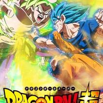 Dragon Ball Super Broly poster del film  - Poster