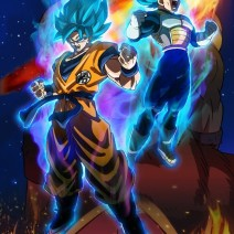 Dragon Ball Super Broly poster ufficiali - Poster