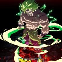 Poster hd Dragon Ball Super Broly - Poster