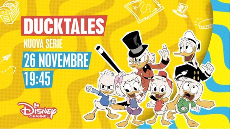 DuckTales - Cartoni animati