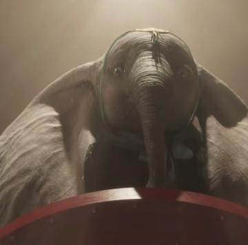 Bimbo mio la canzone di Dumbo cantata da Elisa - Cartoni animati