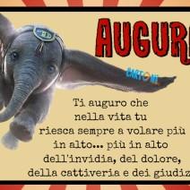 Biglietto di auguri Dumbo  - Biglietti di auguri