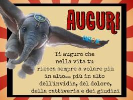 Biglietto di auguri Dumbo