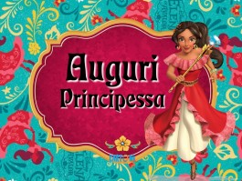 Elena di Avalor - Auguri Principessa