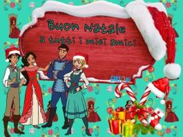 Elena di Avalor Buon Natale