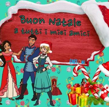 Elena di Avalor Buon Natale - Cartoni animati