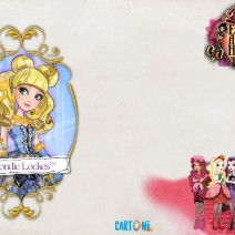 Ever After High Cards - Biglietti di auguri