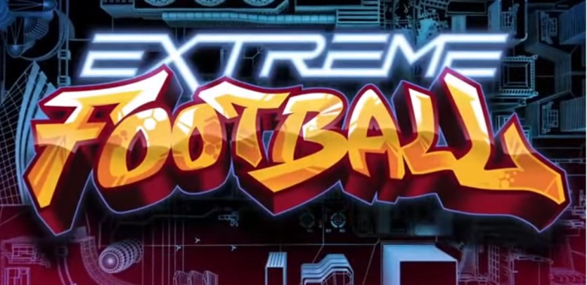 Extreme Football - Cartoni animati