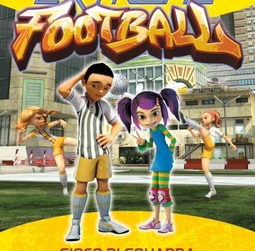 Gioco di squadra. Extreme Football - Cartoni animati
