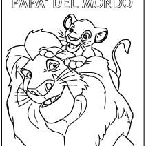 Miglior pap� del mondo - Disegni da colorare