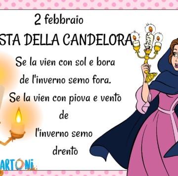 Festa della Candelora 2 febbraio - Cartoni animati