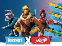 Hasbro Nerf Fortnite - Giocattoli