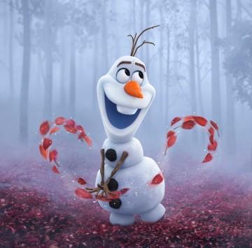 Olaf Frozen 2 - Cartoni animati