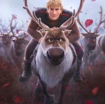 Frozen 2 Kristoff e Sven - Cartoni animati