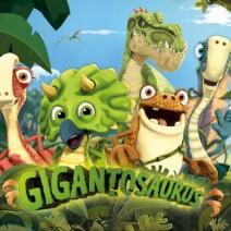 Gigantosaurus - Cartoni animati prescolari