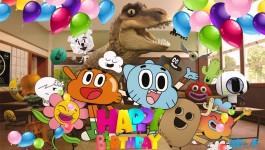 Gumball Happy birthday