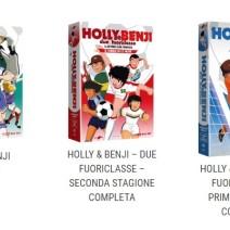 Holly e Benji DVD - DVD