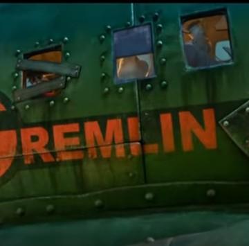 Hotel Transylvania 3 - Benvenuti a bordo della Gremlin Air - Cartoni animati