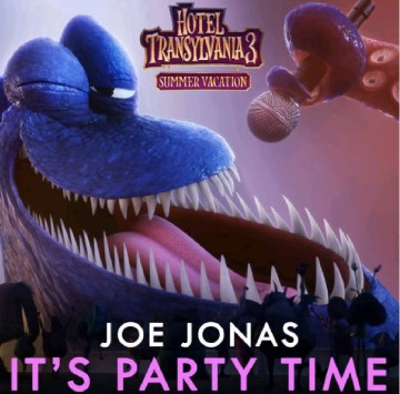 HOTEL TRANSYLVANIA 3 - Joe Jonas - It's Party Time - Cartoni animati