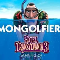 La mongolfiera di Hotel Transylvania - News