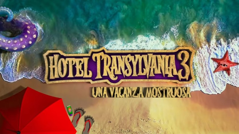 Hotel Transylvania 3 Una vacanza mostruosa - Cartoni animati