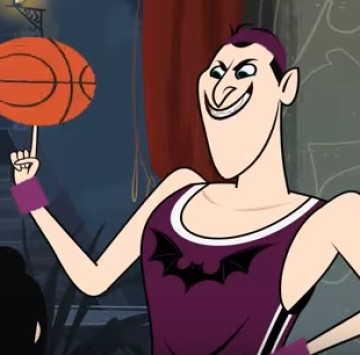 La sfida a basket - Corto 1 - Hotel Transylvania la serie - Cartoni animati