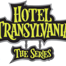 Hotel Transylvania the series logo png - Immagini png