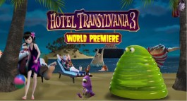 HOTEL TRANSYLVANIA 3: SUMMER VACATION - World Premiere