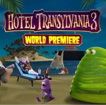 HOTEL TRANSYLVANIA 3: SUMMER VACATION - World Premiere - Cartoni animati