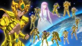 Sigla di I Cavalieri dello Zodiaco: Soul of Gold